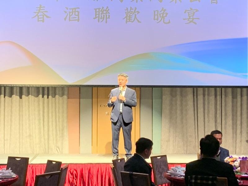 2021年03月02日-台北市西服商業同業公會春酒晚宴活動相本