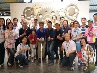 2018年7月26日臺北市商圈跨縣市交流觀摩行程