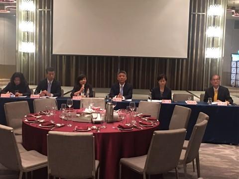 2020年10月27日-第四屆第十五次理監事會議活動相本