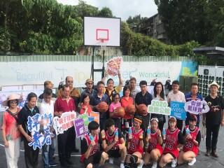 2020年09月19日-臺北市台大公館商圈發展促進會-2020愛戀公館青春籃球爭霸賽活動相本