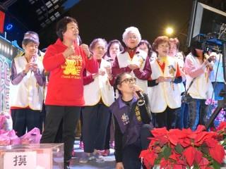 2019年12月21日紅龜粿文化祭歡慶耶誕節關懷弱勢愛心餐會相本