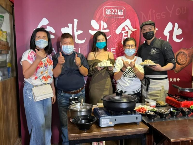 2021年10月18日-大橋頭商圈-第22屆台北米食文化節-Miss You 相本