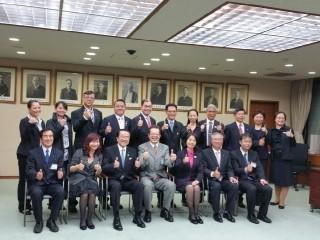 台北市溫泉發展協會與日本愛媛線及松山市交流