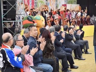 臺北商圈前進日本松山產業祭