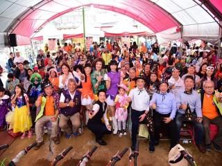 2018年10月13日第十屆台北批客節踩街嘉年華』遊行活動