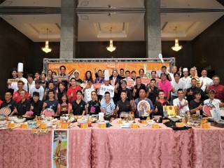 2019年8月7日『犇Fun嘉年華-台北響味國際牛肉麵』開幕暨記者會活動相本