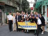 臺北市商圈產業聯合會於永康商圈參訪13