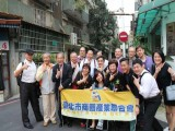 臺北市商圈產業聯合會於永康商圈參訪16