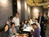 臺北市商圈產業聯合會於永康商圈參訪39