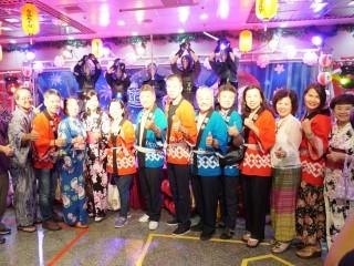 2018年08月18日台北地下街第八屆夏日花火浴衣祭