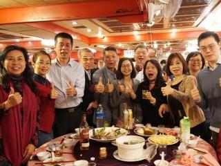 2019年1月19日臺北市站前地下街-社員年終餐會暨摸彩活動