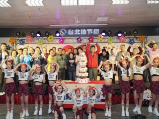 2019年3月23日2019台北地下街十九週年慶慶祝活動相本