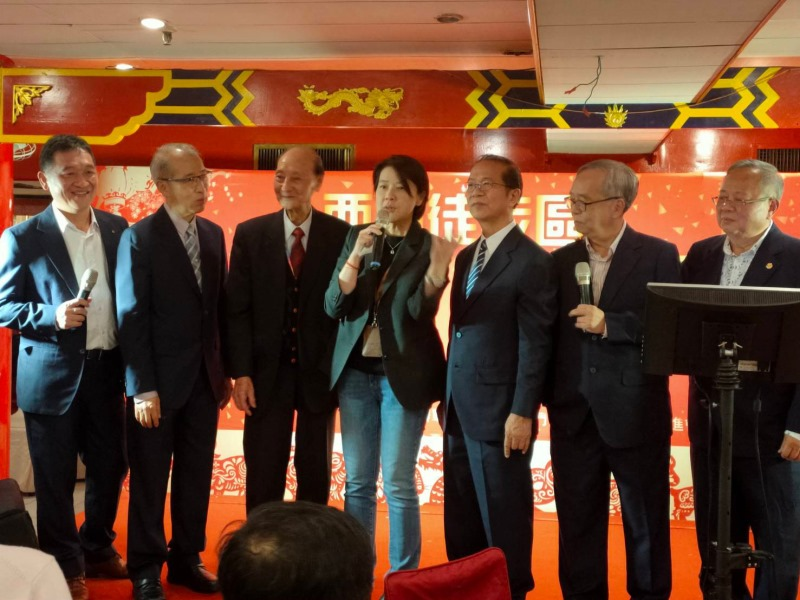2021年3月26日-台北市西門徒步區街區發展促進會春酒餐會活動相本