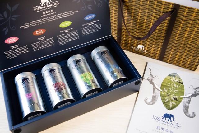 杰德洋行有限公司-威廉森茶在台灣