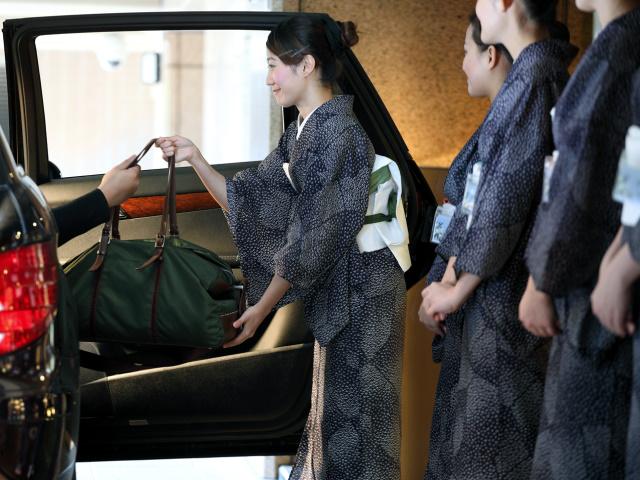 日勝生加賀屋國際溫泉飯店