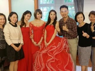 台北市愛國東路國際婚紗街發展協會